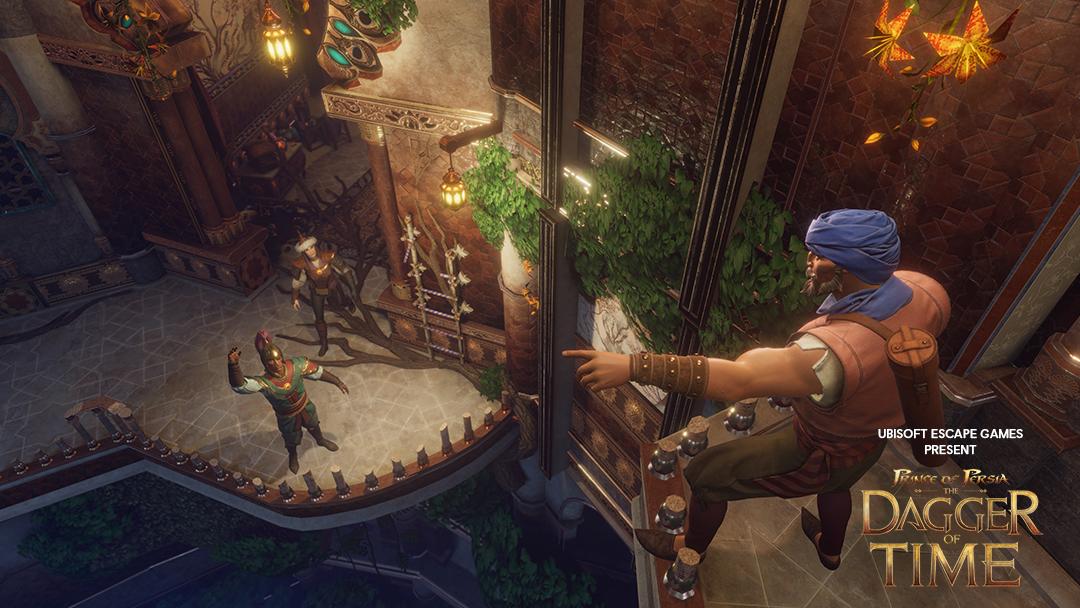 escape game prince of persia vr